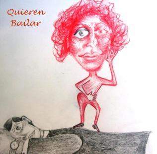 Quieren Bailar (por Ensamble del Espinal) (label: Amor loco discos)
