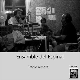 Radio remota (por Ensamble del Espinal)