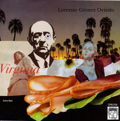 Virginia Entre Ríos (por Lorenzo Gomez Oviedo)