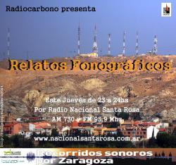 Relatos Fonográficos Septiembre 2015