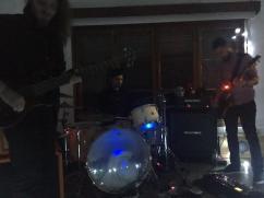 Nuevas Experiencias Musicales en el SE de Mendoza -kadhavra en San Experimental