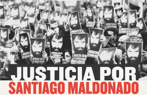 Por Santiago Maldonado